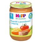 HIPP Kluseczki z pomidorami i cielęciną BIO - po 11 miesiącu 220g