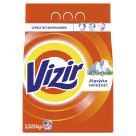 VIZIR ALPINE FRESH Proszek do prania tkanin białych 3.825kg
