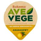 BAKOMA AVE VEGE Jogurt ananas 150g