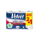 VELVET Czysta Biel Ręcznik papierowy Extra Long 2szt 1szt