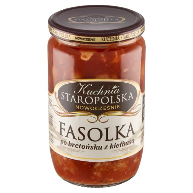 Fasolka Po Bretonsku Kuchnia Staropolska Frisco Pl