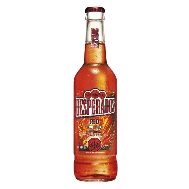 Piwo W Butelce 400 Ml Desperados Red Frisco Pl