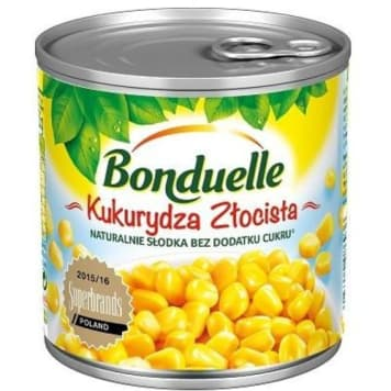 Kukurydza złocista - Bonduelle