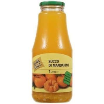Bezpośredni sok z mandarynek Jaffa Gold to sok pasteryzowany, tłoczony i butelkowany w Izraelu.