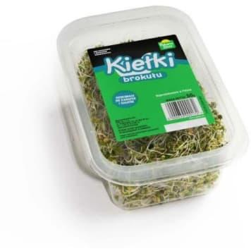 Kiełki brokuła - POKARM ŻYCIA. Niesamowicie zdrowy, naturalny produkt dostarczający wielu witamin.