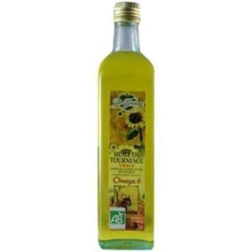 JULES BROCHENIN Olej słonecznikowy z Omega-6 BIO 750ml