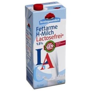 Mleko bez laktozy 1,5%