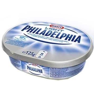 Serek śmietankowy - Kraft Philadelphia. Produkt light o wyśmienitym smaku.