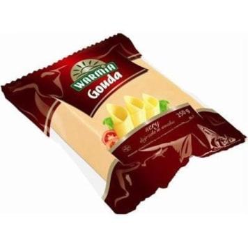 Ser żółty Gouda - Warmia. Doskonały smak, najwyższa jakość.