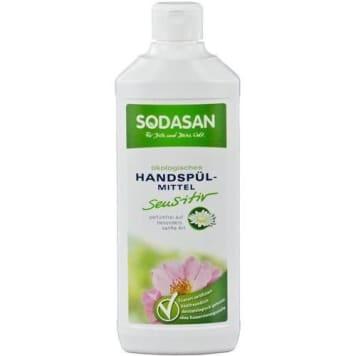 SODASAN Płyn do zmywania naczyń  do skóry wrażliwej i delikatnej BIO 500ml