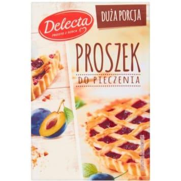 Delecta - Proszek do pieczenia. Niezastąpiony w czasie wypieków.