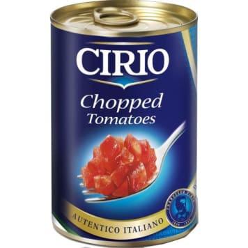 Pomidory w kawałkach - Cirio