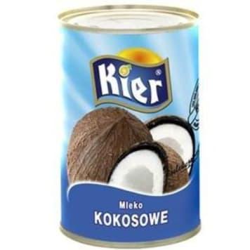 Mleko kokosowe bezglutenowe do dań orientalnych - Kier