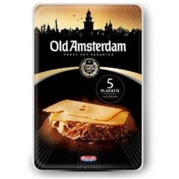 OLD AMSTERDAM Ser Gouda - plastry 150g