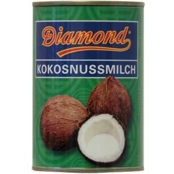 Mleko kokosowe o uniwersalnym zastosowaniu - Diamond