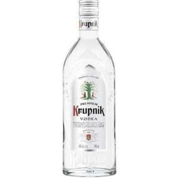 Wódka Krupnik. Połączenie tradycji z kunsztem nowoczesnej destylacji.
