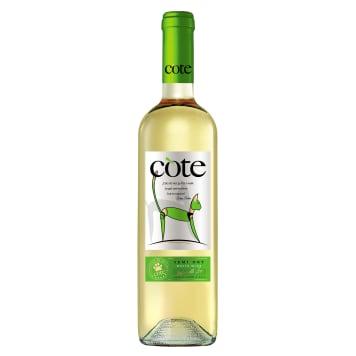 Cote - White. Urzekające, delikatne wino o wyjątkowym smaku i aromacie.