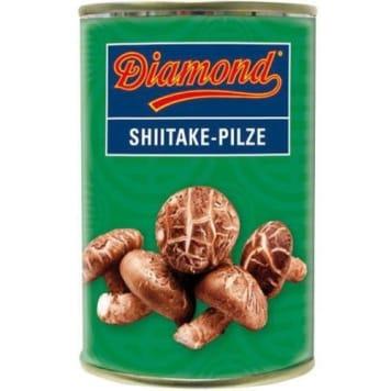 Grzyby Shitake w puszce - Diamond - kuchnia azjatycka. Popularny składnik wschodnich dań.