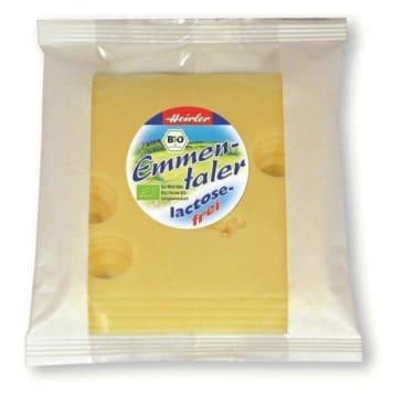 Ser Emmentaler bez laktozy - plastry - Heirler. Wyjątkowy smak kanapek na każdy dzień.
