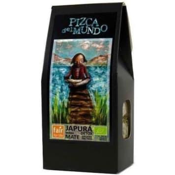Yerba mate - PIZCA DEL MUNDO. Doskonała kompozycja ostrokrzewu paragwajskiego i ziół.