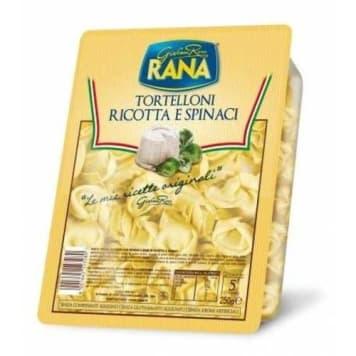 RANA Świeże Tortellini z serem ricotta i szpinakiem 250g