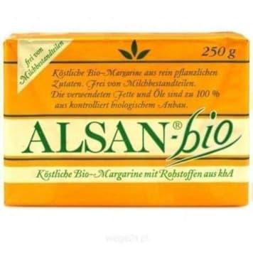Margaryna - Alsan Bio. Doskonałe wegańskie dania dla całej rodziny.