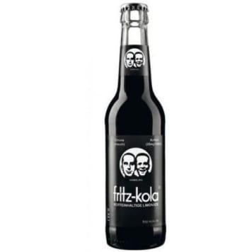 Lemoniada gazowana Fritz Kola to orzeźwiający napój gazowany z kofeiną.