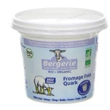 Twaróg owczy - Bergerie. Delikatny ser wykonany z ekologicznych składników.