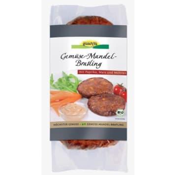 Burgery warzywne - Granovita. Pełnowartościowy posiłek z roślinnych składników.