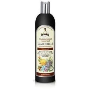 Szampon syberyjski Agafii – produkt pozbawiony parabenów oraz SLS, dla osób z wrażliwą skórą.