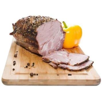 Karkówka pieczona plastry - Wierzejki. Najlepsza dla każdego fana mięsnych dań.