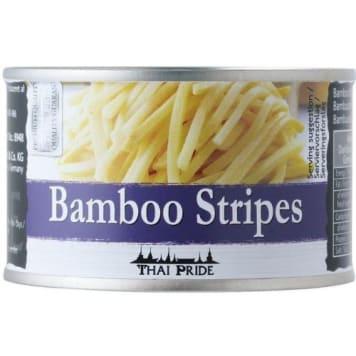 Pędy bambusa, paski 227g - Thai Pride