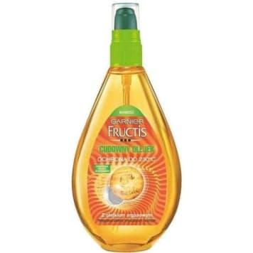 Garnier - olejek do włosów suchych i zniszczonych 150ml. Pielęgnacja włosów zniszczonych i suchych.