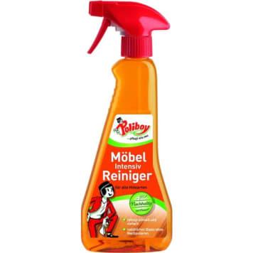 Spray do czyszczenia powierzchni drewnianych – Poliboy skutecznie czyści i nadaje połysk.