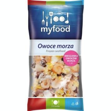 Owoce morza mix 5 składników - My Food to pyszny dodatek kuchni śródziemnomorskiej.