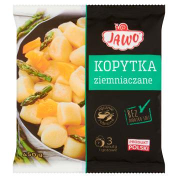 Kopytka domowe - Jawo. Doskonały dodatek do mięsa i sosów, idealny zamiennik ziemniaków.