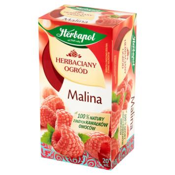 Herbata malinowa - Herbapol Herbaciany ogród