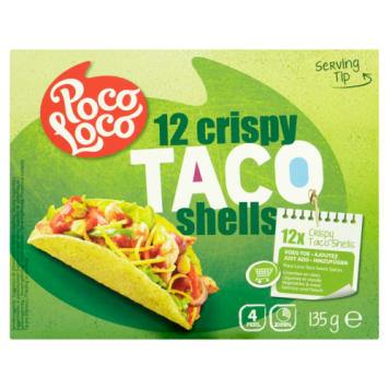 Taco Shells - Poco Loco