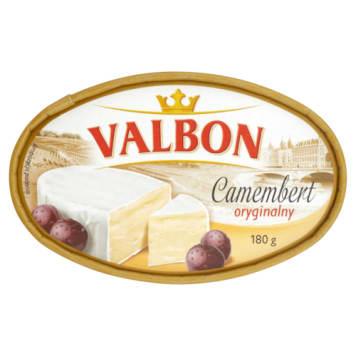 Ser pleśniowy Camembert – Valbon jest wytwarzany na podstawie XVII-wiecznej receptury.