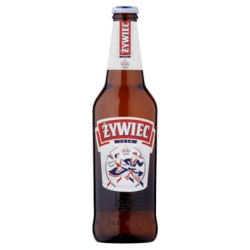 Piwo w butelce 500 ml - Żywiec. Tradycyjne polskie piwo o niepowtarzalnym smaku.