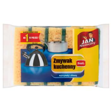 Zmywak kuchenny 5 sztuk - Jan Niezbędny. Nieodzowne w każdej kuchni!