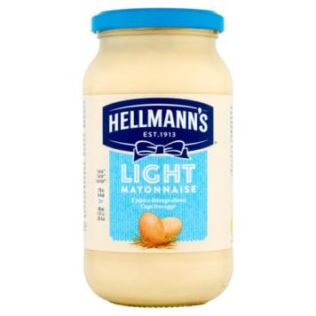 Majonez light – Hellmanns to dietetyczny dodatek, któ©ego ni musisz sobie odmawiać.