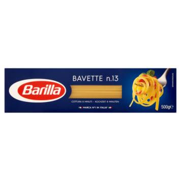 Makaron Bavette--Barilla. Najwyższej jakości makaron z pszenicy durum.