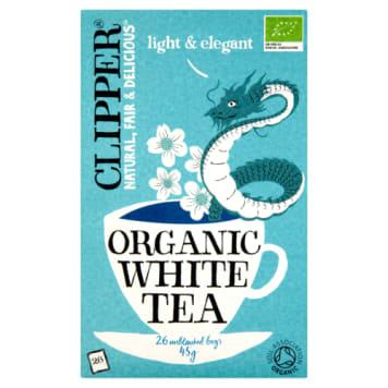 Biała herbata 26 torebek - Clipper
