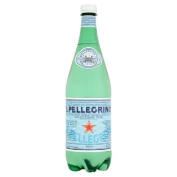 Woda mineralna naturalnie gazowana - San Pellegrino