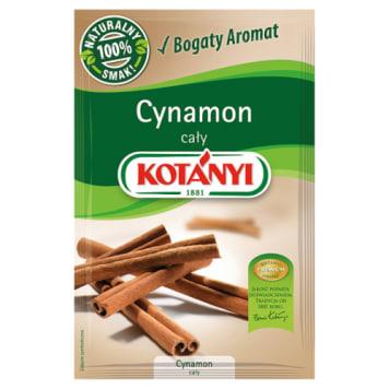 Przyprawa Cynamon cały - Kotanyi. Króluje wśród przypraw.