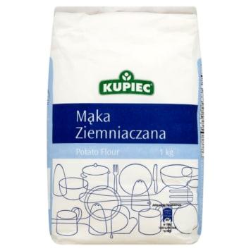 Mąka ziemniaczana- KUPIEC. Bezwonny i bezsmakowy produkt.