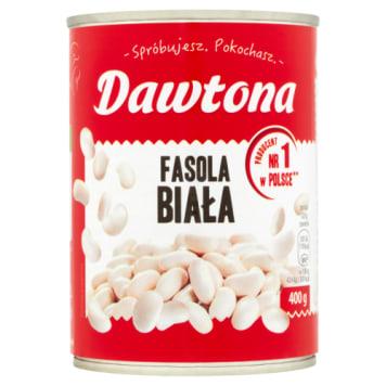 Fasola biała konserwowa 400g - Dawtona