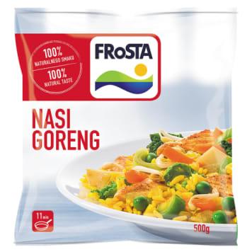 Frosta - Mrożony kurczak po indonezyjsku. Azjatycka kuchnia w każdym domu.