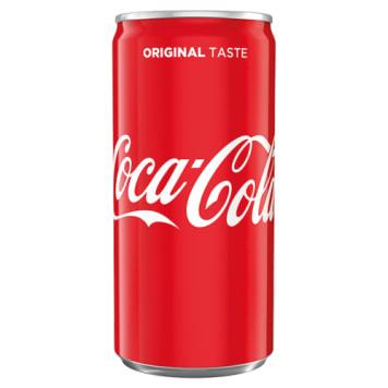 Coca-Cola - napój orzeźwiający